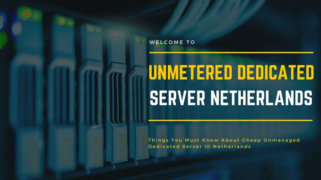 unmetered server